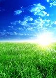 luce solare di giorno Immagini Stock