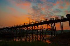 Luce solare di sera Fotografia Stock Libera da Diritti