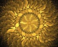 Luce solare luminosa Immagini Stock