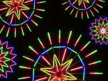 Luce stellare dell'arcobaleno Immagini Stock