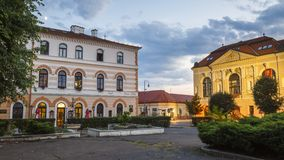 Lucenec,斯洛伐克 免版税图库摄影
