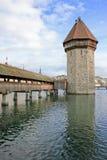 lucern Швейцария Стоковое Изображение