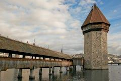 Lucern, die Schweiz Lizenzfreie Stockbilder