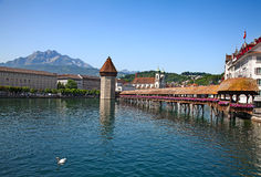 Lucern Royalty Free Stock Photography