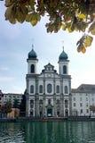 Lucern, Suiza Imagen de archivo