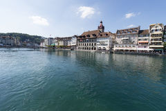 Lucern, Switzerland Stock Photography
