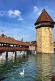 Lucern, Zwitserland royalty-vrije stock foto's