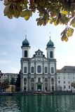 Lucern, Zwitserland stock afbeelding
