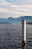 Lucerna, capitale del cantone di Lucerna, Svizzera centrale, Europa Immagine Stock Libera da Diritti