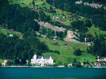lucerna Luzern lake Szwajcarii Zdjęcia Stock