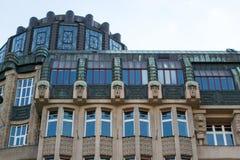 Lucerna Palace Stock Image