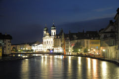 Lucerna. Suiza. Imagenes de archivo
