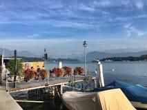 Lucerna, Suiza Foto de archivo
