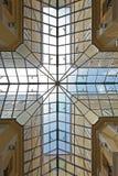 Lucernario Windows Fotografia Stock