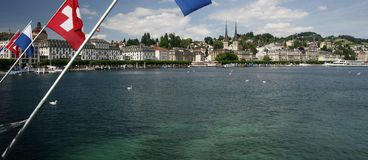 Lucerne Royalty Free Stock Photo