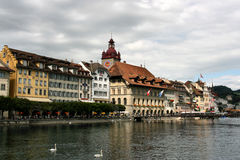 Lucerne Photographie stock