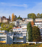 Lucerne, autumn cityscape Stock Photography