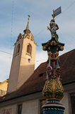 Lucerne huvudstad av kantonen av Lucerne, centrala Schweiz, Europa Royaltyfri Bild