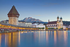 Lucerne. Royalty Free Stock Photo