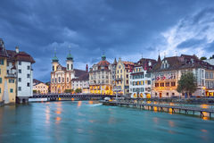 Lucerne. Royalty Free Stock Image