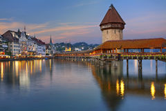 Lucerne. Stock Photography