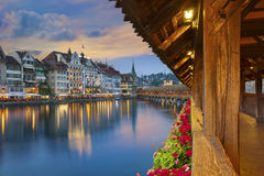 Lucerne. Stock Photos
