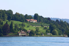 Lucerne lake Stock Photo