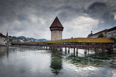 Lucerne/Luzern, Switzerland Royalty Free Stock Photos