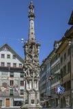 Lucerne Luzurn in Switzerland Stock Images