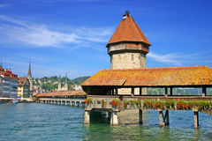 Lucerne Switzerland Foto de Stock