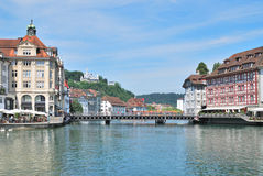 Lucerne, Switzerland Royalty Free Stock Photography