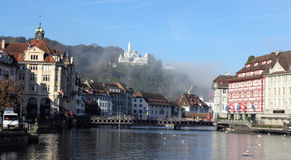 Lucerne. Switzerland Stock Photo