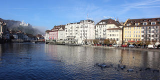 Lucerne. Switzerland Stock Image