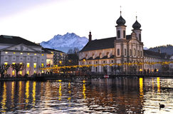 Lucerne, Switzerland Stock Photos