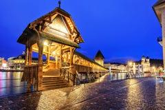 Lucerne, Switzerland Stock Images
