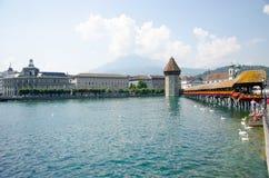 Lucerne, Switzerland Royalty Free Stock Images