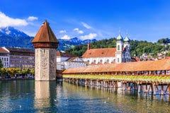 Lucerne, Switzerland. Royalty Free Stock Photography