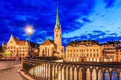 Lucerne, Switzerland. Stock Photo