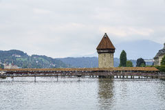 Lucerne in Switzerland. Royalty Free Stock Image