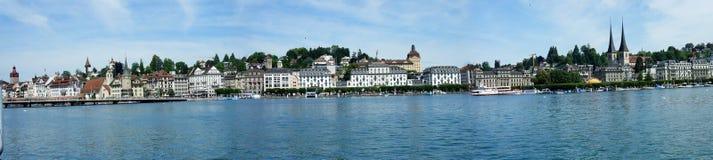 Lucerne in Switzerland Stock Image