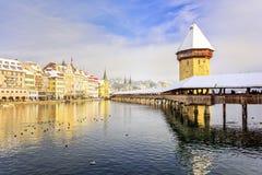 Lucerne, Switzerland Royalty Free Stock Photo