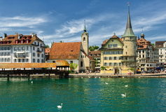 Lucerne, Switzerland Stock Image