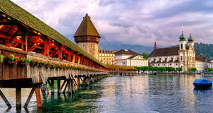 Lucerne, Switzerland Stock Photography