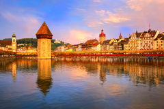 Lucerne, Switzerland Royalty Free Stock Images