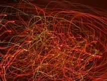 Luces Foto de archivo