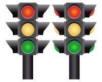 luces ilustración del vector