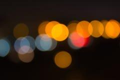 luces Imágenes de archivo libres de regalías