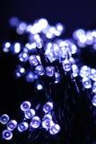 Luces abstractas Imagen de archivo libre de regalías