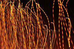 Luces abstractas  fotos de archivo