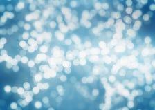 Luces abstractas. Imagen de archivo libre de regalías